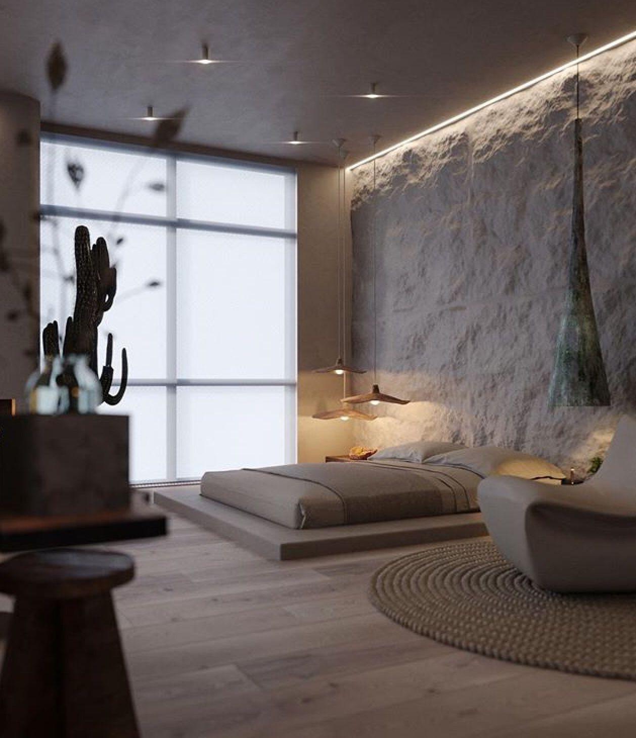 D Interiors Mała Sypialnia: Apartment Interior, Apartment Design, Home