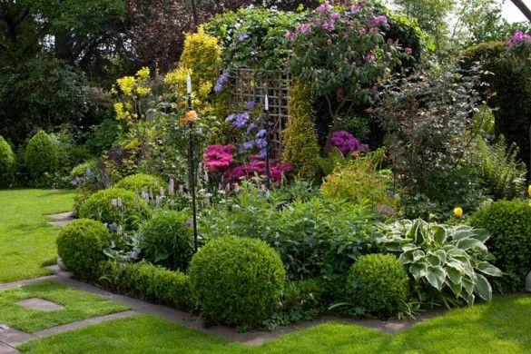 1 X 1 Der Beetgestaltung Garten Garden Beautiful Flowers Garden