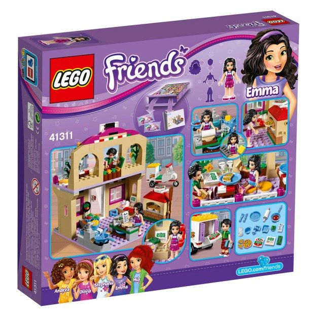 First Look At 2017 Lego Friends Sets News Lego Friends Sets Lego Friends Lego For Kids