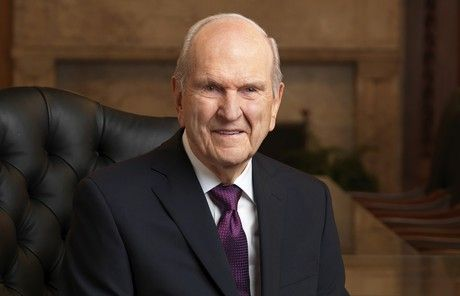 President Russell M. Nelson: Guided, Prepared, Committed - ensign