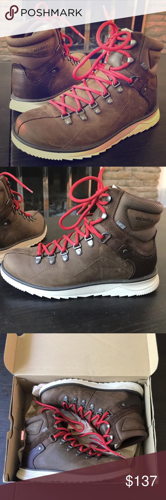 Merrell Polar Waterproof Hiker Boots