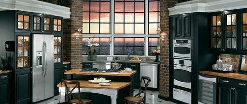 attraktive küchen interieurs - urban stil | einrichtung