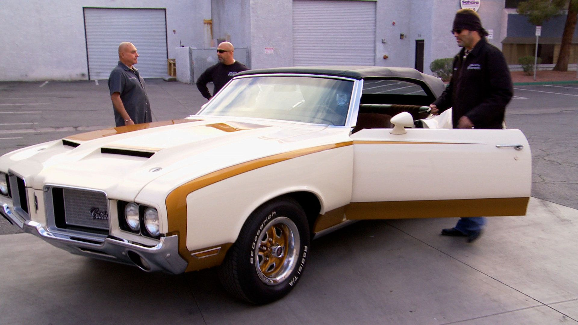 Count The Cars At Count S Kustoms Las Vegas Counting Cars On The