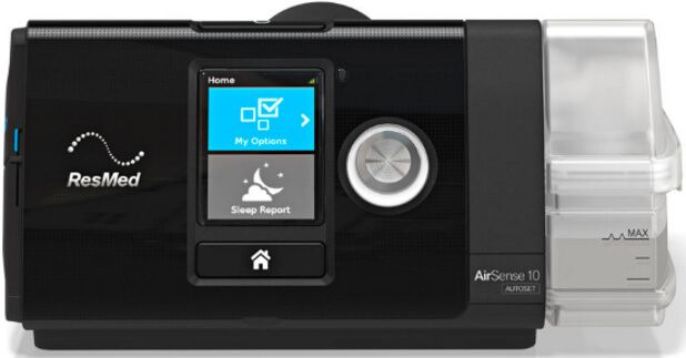 The Resmed Airsense 10 Is The Best Cpap Machine On The Market