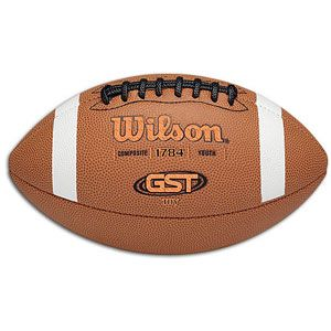 Wilson GST TDY Youth Composite Football