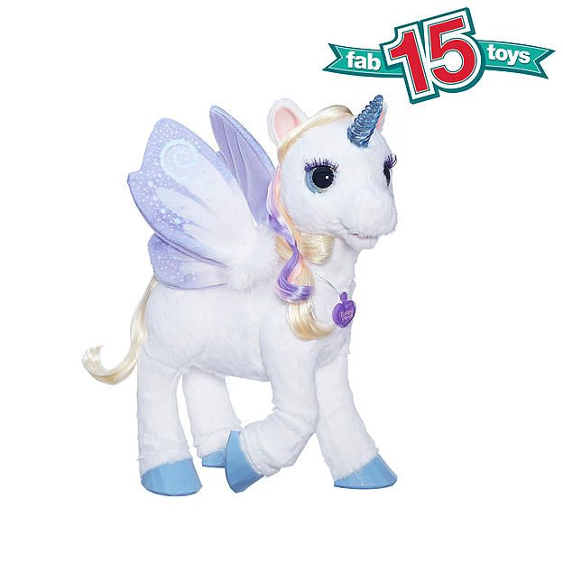 FurReal Friends StarLily My Magical Unicorn Fur real