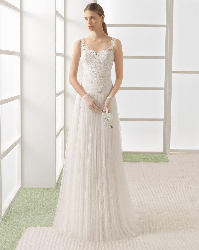 WENDY - 2017 Bridal Collection. Rosa Clará Soft.
