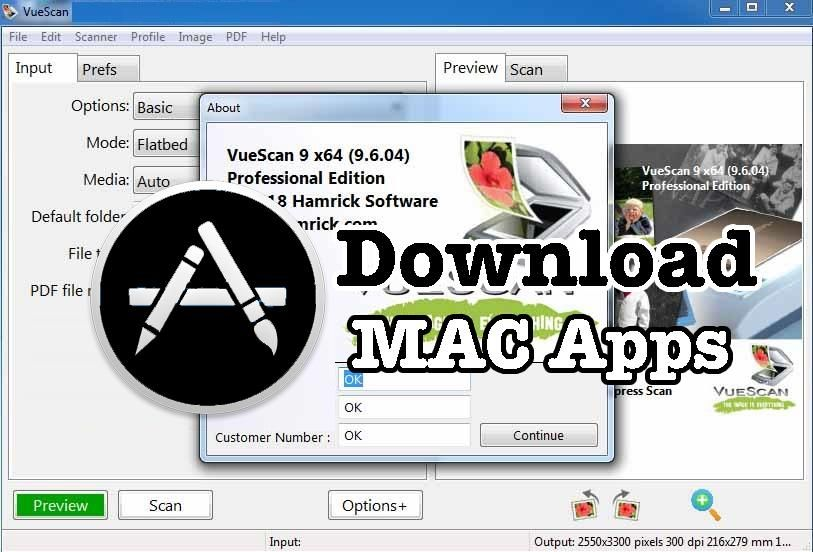 Vuescan mac | VueScan PRO 9 6 24 Crack + Keygen [Windows +