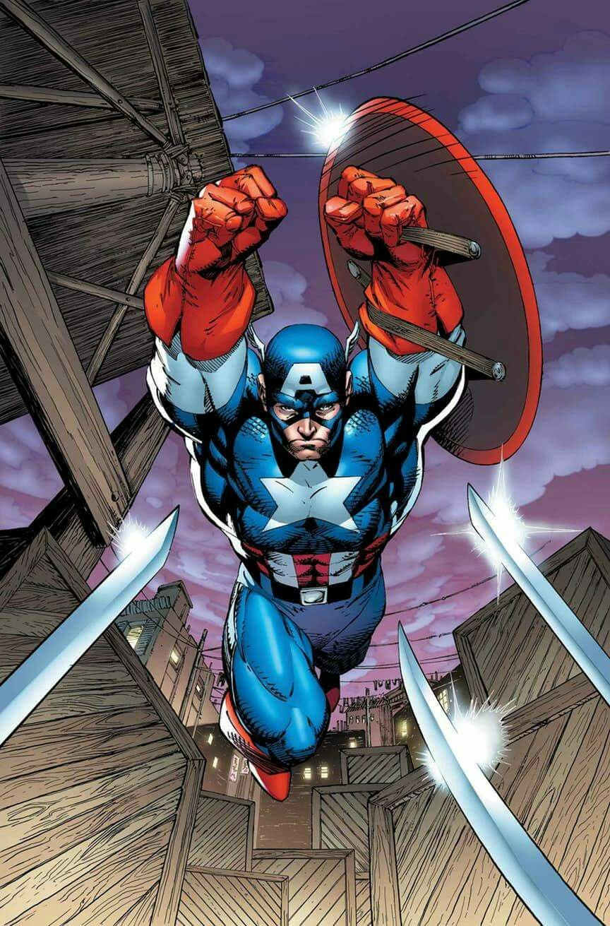 Pin By Andrea On Comics Captain America Art Marvel Captain America Captain America Comic