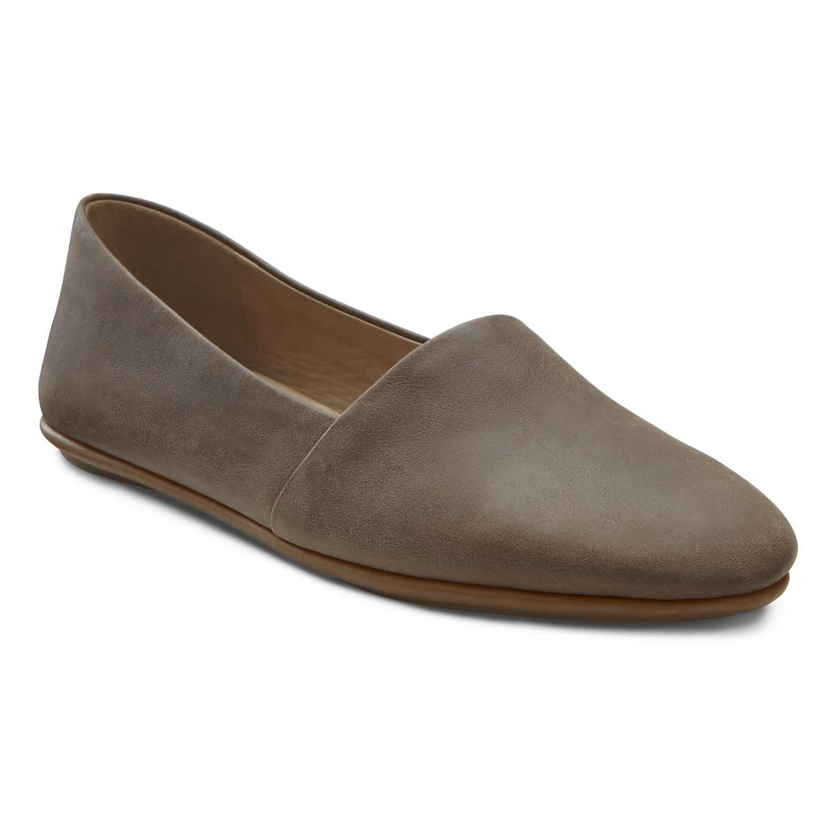 Osan Loafer Shoes, Loafers, Leather flats
