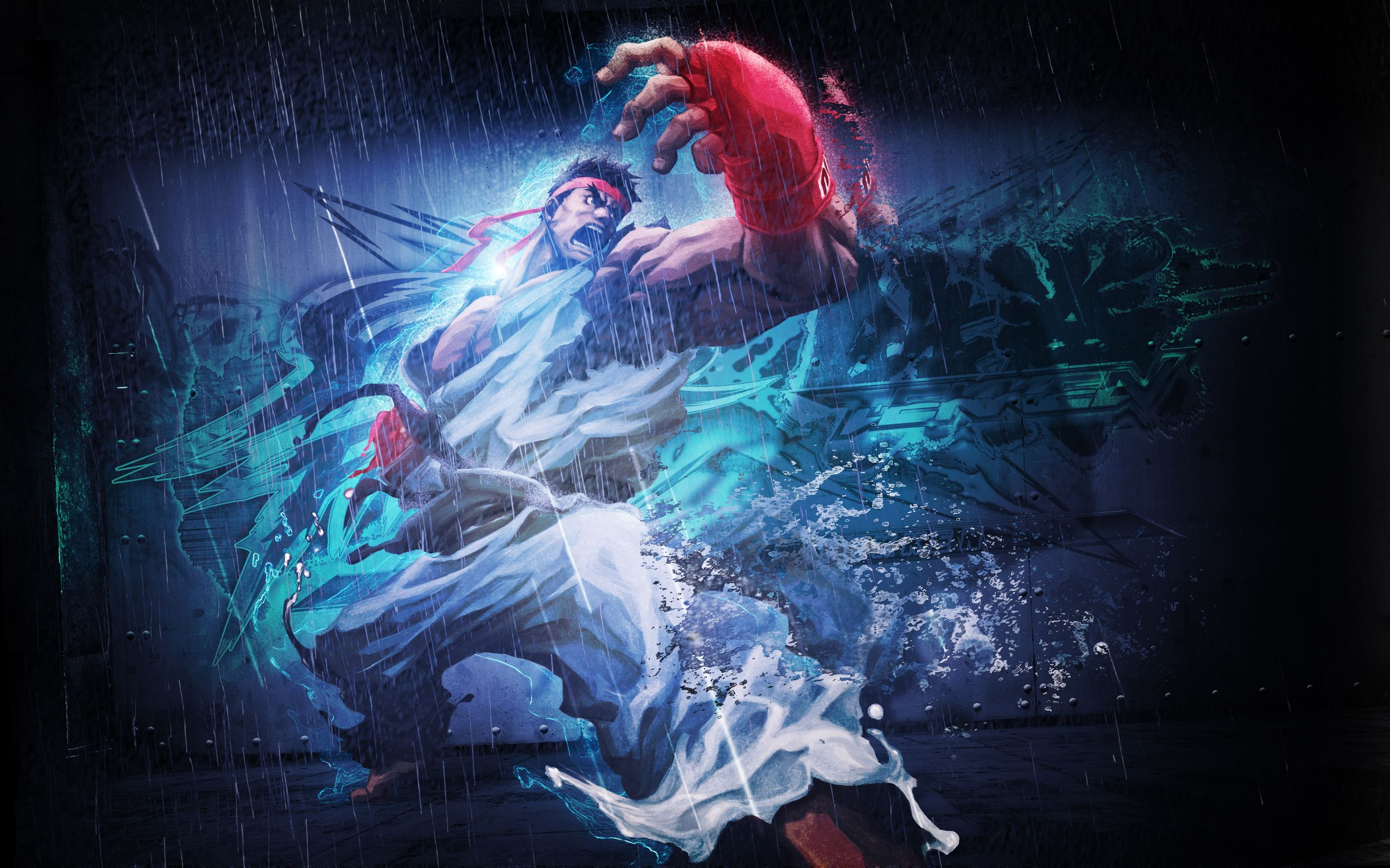 street fighter 5 ryu wallpaper hd