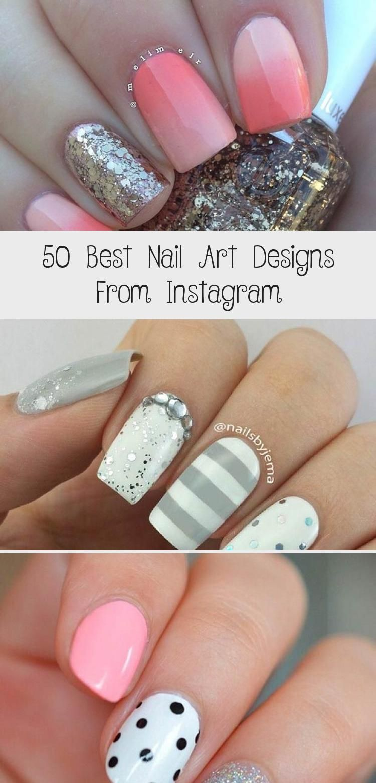 Photo of 50 Best Nail Art Designs From Instagram – Nail Art