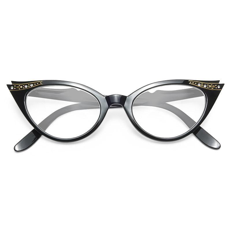 7397d2efd3 1958 Elsa Schiaparelli Lunettes Cats Eye Sunglasses