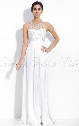grad ball #dress but in either orange or green?