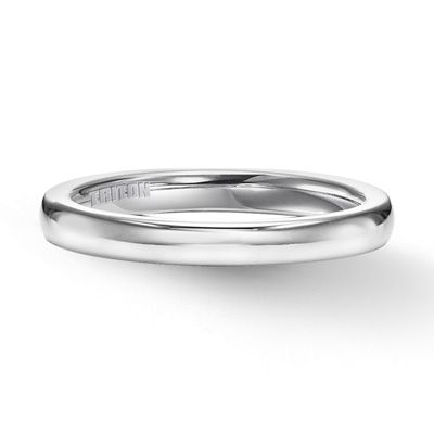 Triton Ladies 3 0mm Comfort Fit Tungsten Wedding Band Zales