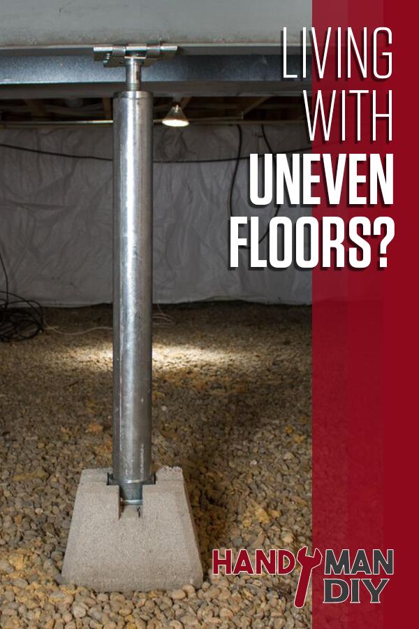 Adjustable Crawl Space Support Jack Diy Flooring Flooring