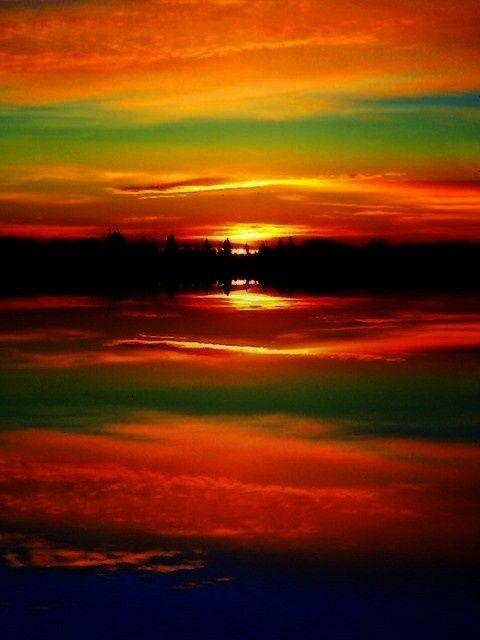 Sunrises -Surreal Sunrise   - Sunsets & Sunrises -Sunrise   - Sunsets & Sunrises -Surreal Sunrise