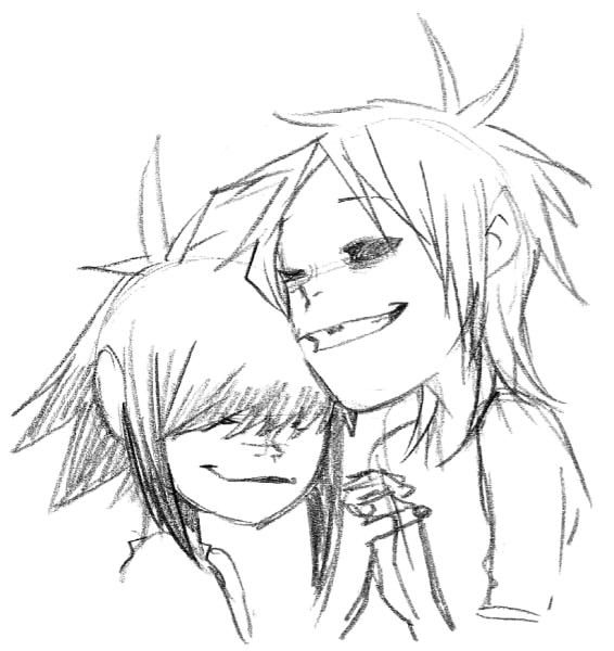 2d and noodle relationship tips