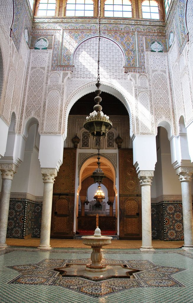 Meknes - Moulay Ismail Fountain III