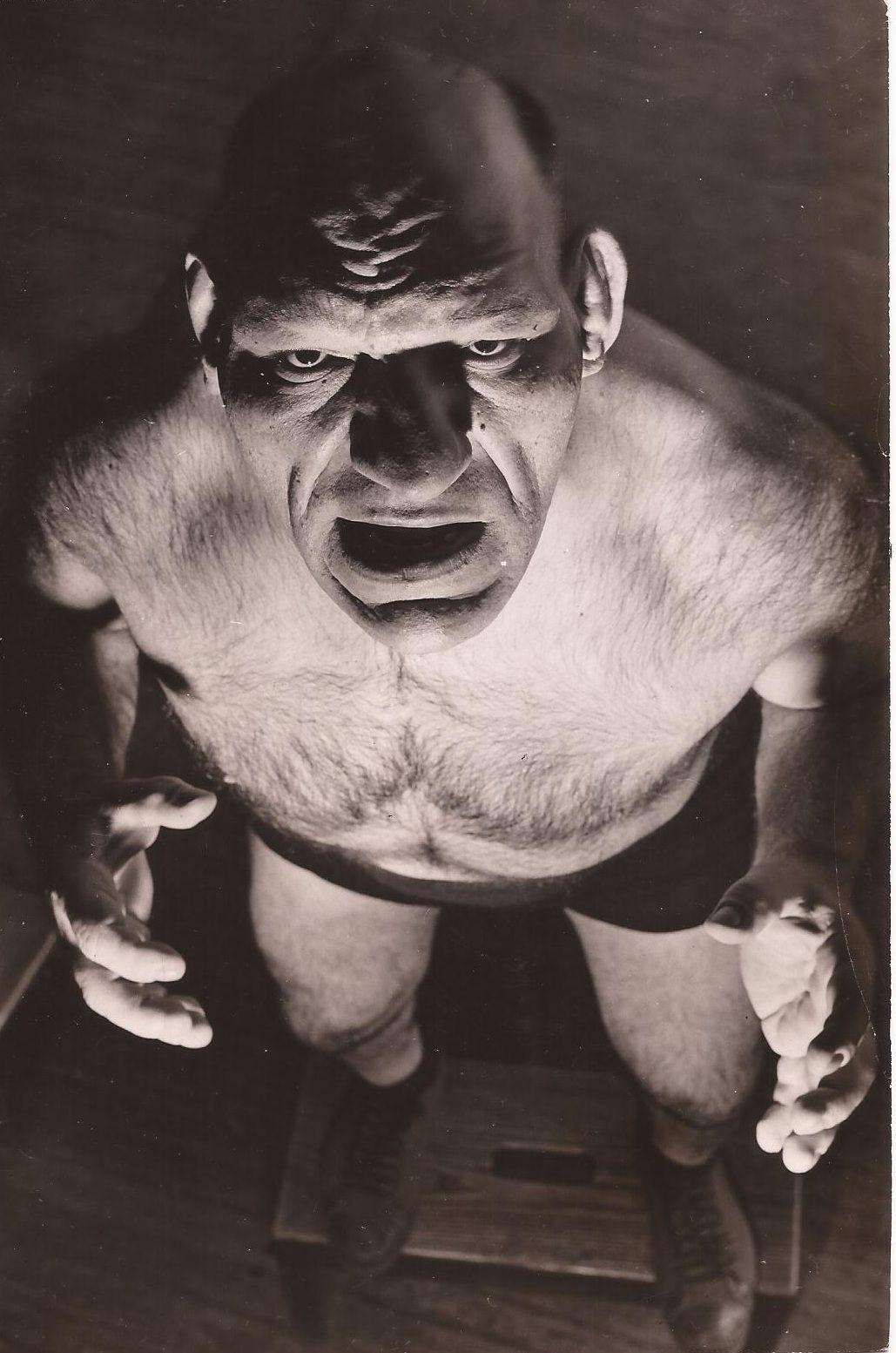 maurice tillet the french angel wrestler maurice