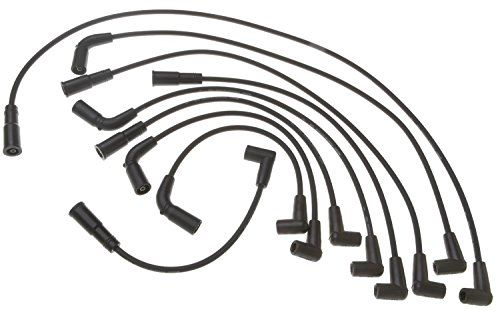 Introducing ACDelco 9718F Professional Spark Plug Wire Set
