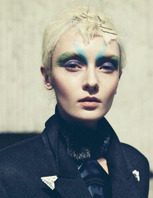 Alexa Yudina by Benjamin Vnuk for Tush Magazine