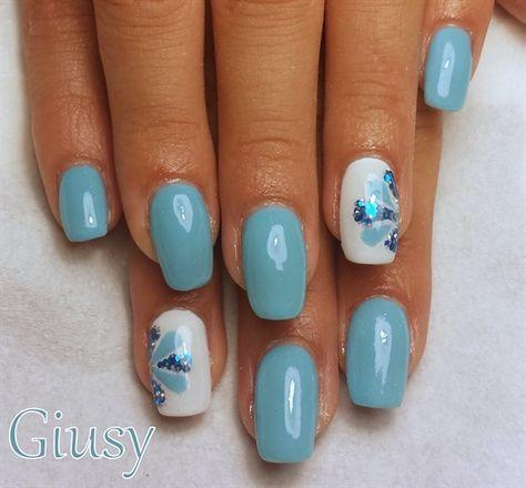 azzurro+pastello+by+nailian+,+Nail+Art +Gallery+nailartgallery.nailsmag.com+by+Nails +Magazine+www.nailsmag.com+%23nailart