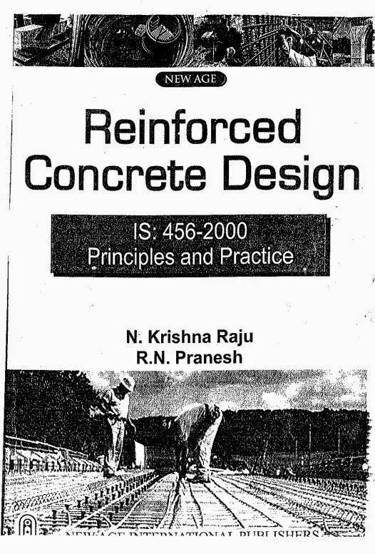 All In One Reinforced Concrete Design Krishnaraju Book Click