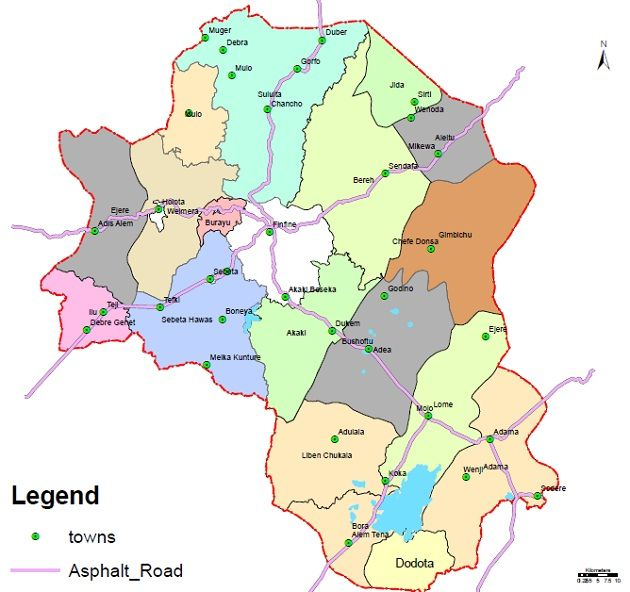 residential map of addis ababa - Google Search | Maps of Addis Ababa ...