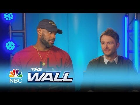 Lebron James Cleveland Cavs Defeat New York Knicks And The Wall
