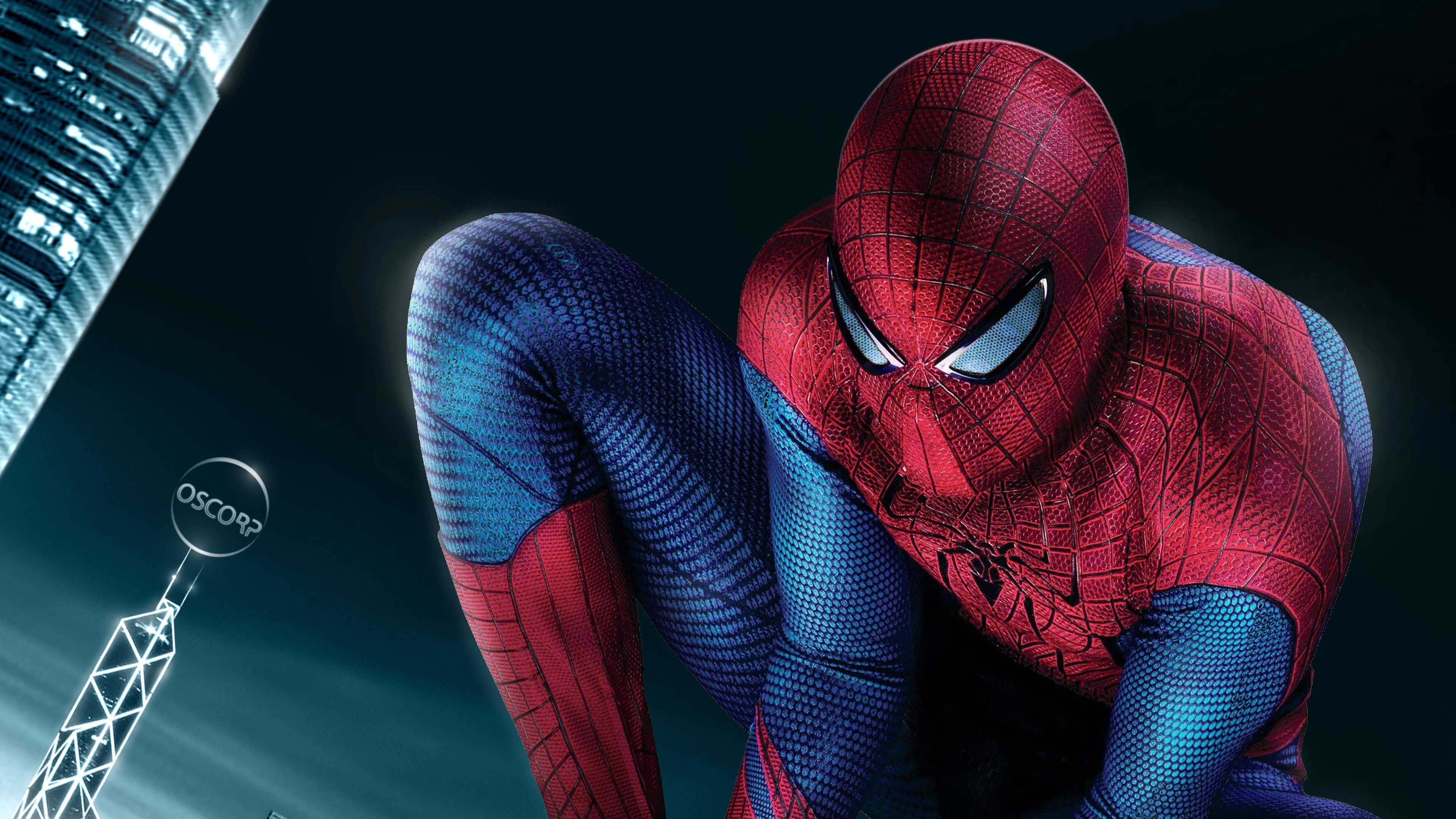 Amazing Spider Man 4k Superheroes Wallpapers Spiderman Wallpapers Hd Wallpapers Digital Art Wallpapers Deviantart Wallpa Spiderman Amazing Spider Superhero