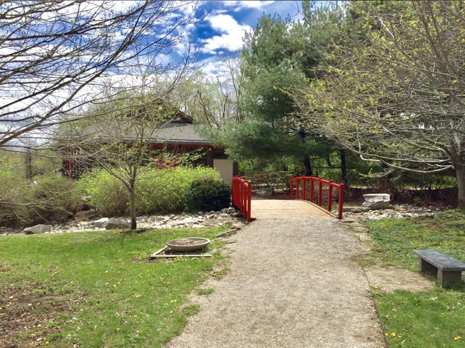 Yuko En Friendship Garden On The Elkhorn Georgetown Kentucky