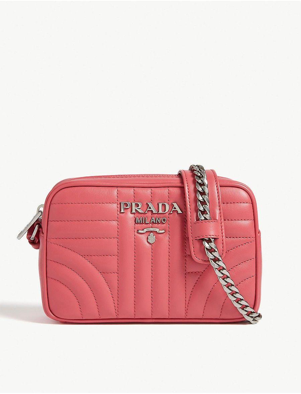 0ac5ac23f16b PRADA Diagramme camera bag in 2019 | Bags | Bags, Prada bag, Prada
