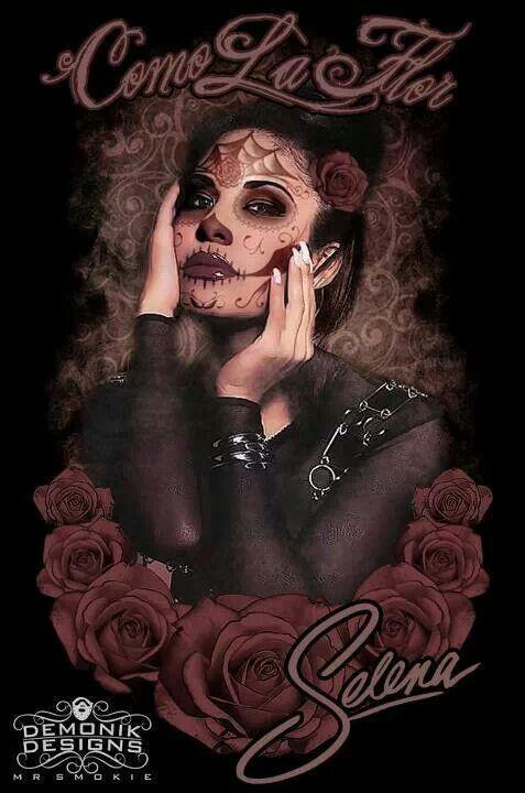 Purple Girl Candy Skull Wallpaper Beautiful Although Don T Look Like A Tattoo Tattoo