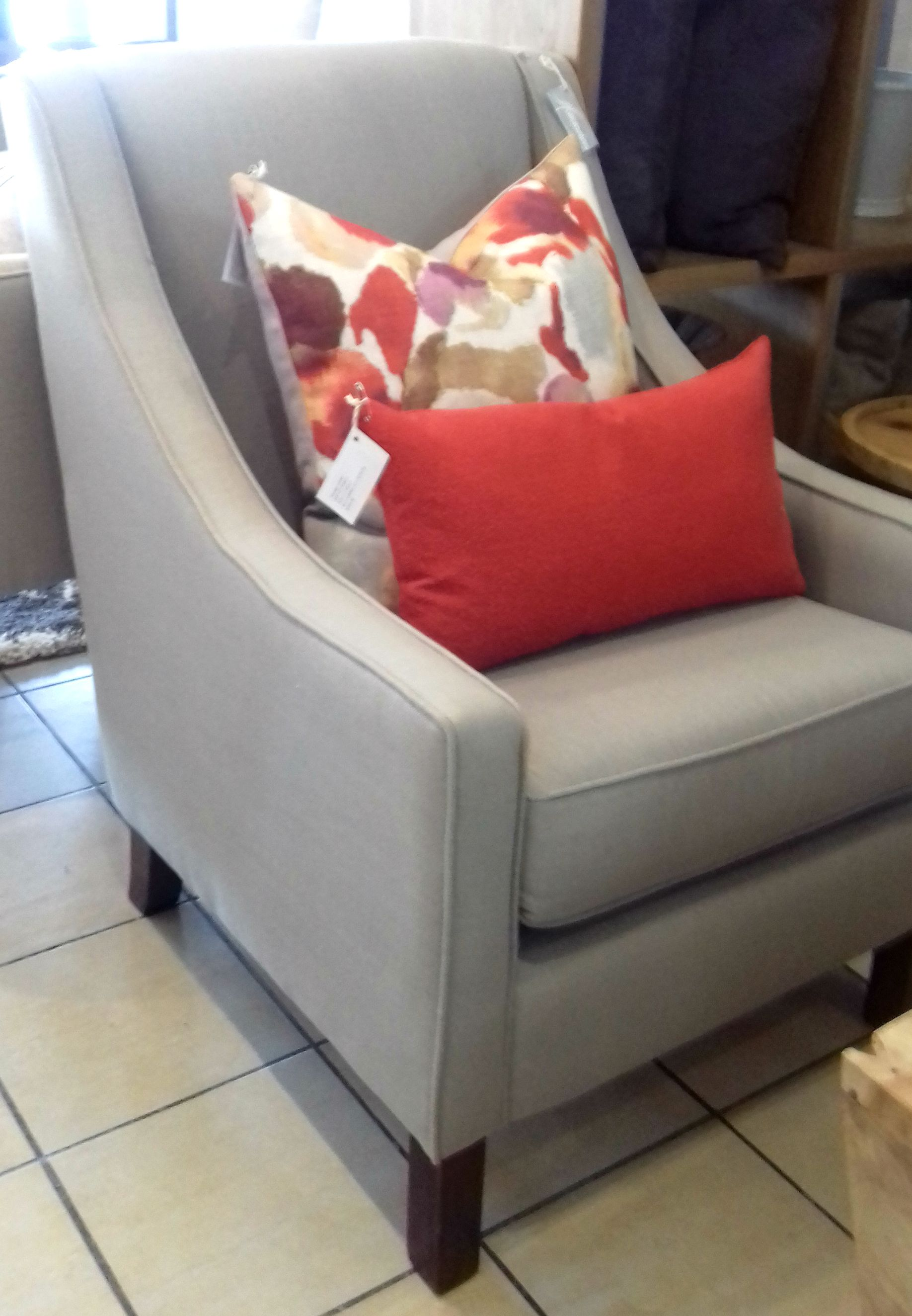 Our Gorgeous Venice Occasional Chair In Home Fabrics Loom
