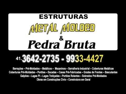 Preço m2 estrutura Metalica para Telhado Curitiba - PR