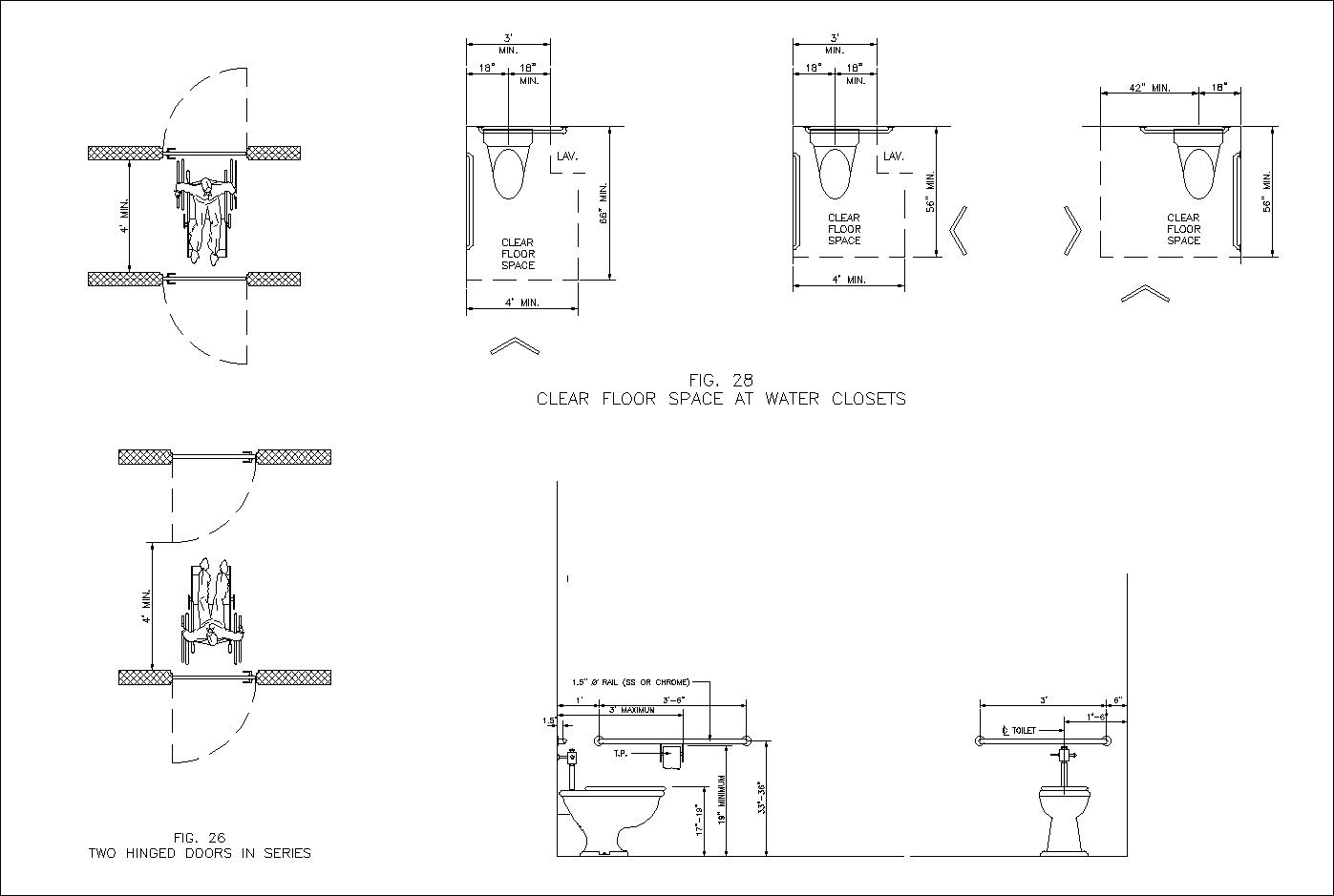 Includes the following cad symbols accessibility facilities includes the following cad symbols accessibility facilitiesblocksdetailsdesign the biocorpaavc Choice Image