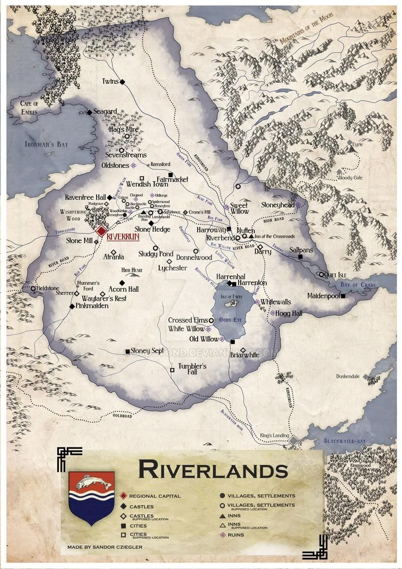 49+ Riverlands map ideas in 2021