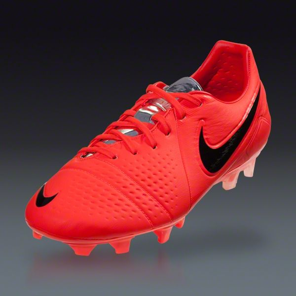 408f0eae85d Nike CTR360 Maestri III FG - Bright Crimson Chrome Black Firm Ground Soccer  Shoes