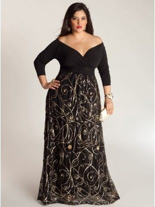 1000  images about Dresses on Pinterest - Plus size gowns ...
