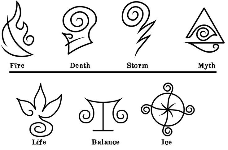 Symbols Of Magic Google Search Crafty Things Pinterest