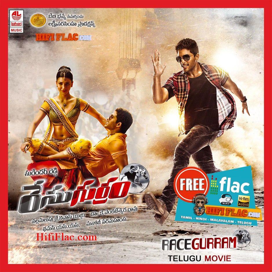 Race Gurram 2014 Telugu Acdrip Flac