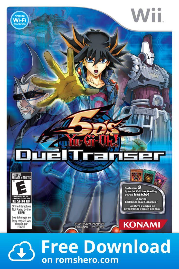 Download YuGiOh 5D's Duel Transer Nintendo Wii (WII