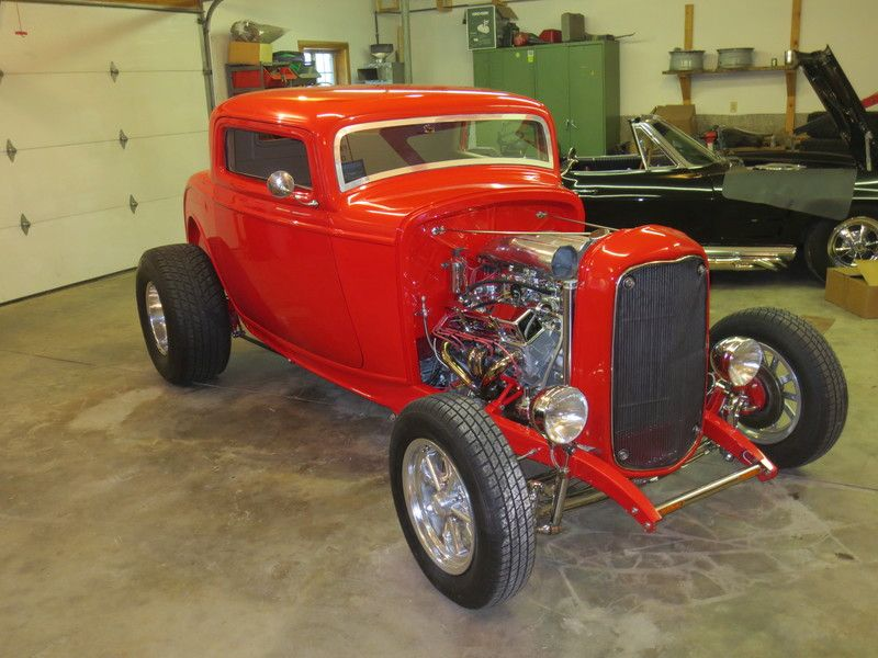 1932 Ford 3 window coupe for sale by Owner - Manchester, IA ...