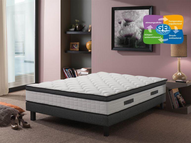Hn8 Schlafsysteme 7 Zonen Kaltschaummatratze mit integriertem