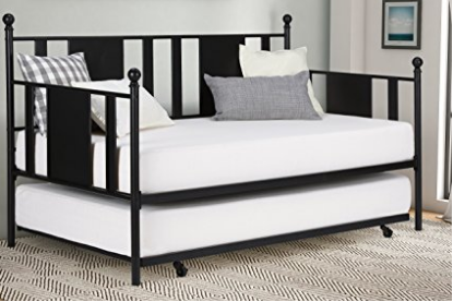 Daybed With Trundle / No box Spring Required Top 10 Best