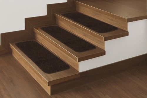 Best Ottomanson Comfort Collection Soft Solid Non Slip Plush Carpet Stair Treads 9 X 26 7 Or 14 400 x 300