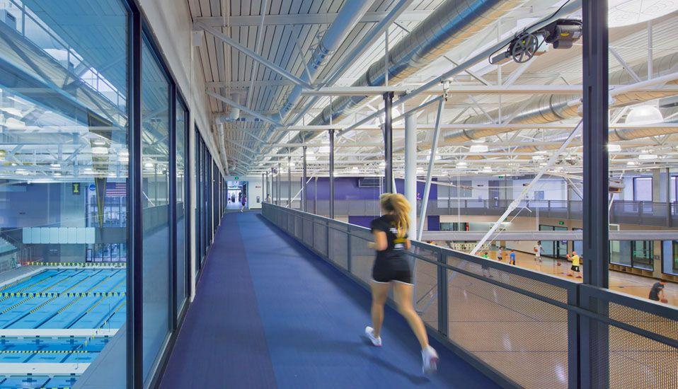 University of Iowa Campus Recreation & Wellness Center
