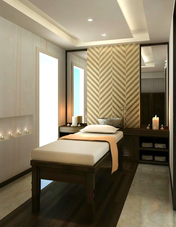 Massage Therapy Room Design Ideas: Damac Capital Bay Tower By Kinan Osman
