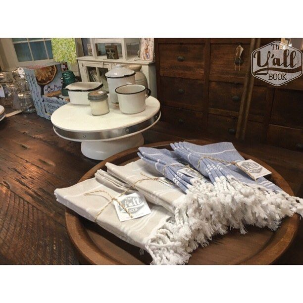 Hey there Franklin...we're super excited that you can shop now our Turkish Towel Home Collection at our newest retailer @thebarndoorco  #turkishtowels #home #franklin #tn #shoplocal #nashville #affordableluxury by theyallbook